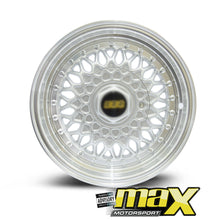 Load image into Gallery viewer, 14 Inch Mag Wheel - BSS MX247 Wheels (4x100/108 PCD)