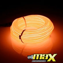 Load image into Gallery viewer, Universal Car Interior Ambient Neon Strip Light - Orange