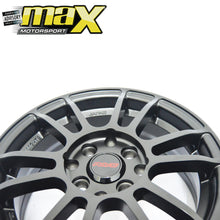 Load image into Gallery viewer, 14 Inch Mag Wheel - MX15013 Rays Replica Wheels - (4x100/114.3 PCD)