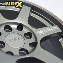 Load image into Gallery viewer, 15 Inch Mag Wheel - Volk MX616 Racing Replica Wheels (4x100/114.3 PCD)