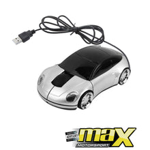 Load image into Gallery viewer, LED USB Car Optical mouse