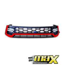 Load image into Gallery viewer, Toyota Hilux Revo (15-18) TRD Grille With DRL LED