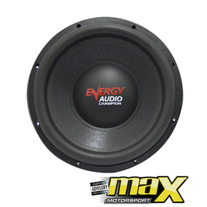 "Energy Audio 12"" Champion Series D4 Subwoofer (5000W)"