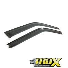 Load image into Gallery viewer, Toyota Conquest (93-96) Windshields - Carbon Fibre Look (Rear)