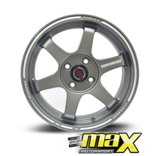 Load image into Gallery viewer, 15 Inch Mag Wheel - Volk MX5019 Racing Replica Wheels (4x100 PCD)