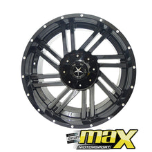 Load image into Gallery viewer, 22 Inch Mag Wheel - Bakkie Wheel - MX195 (6x135/139.7 PCD)