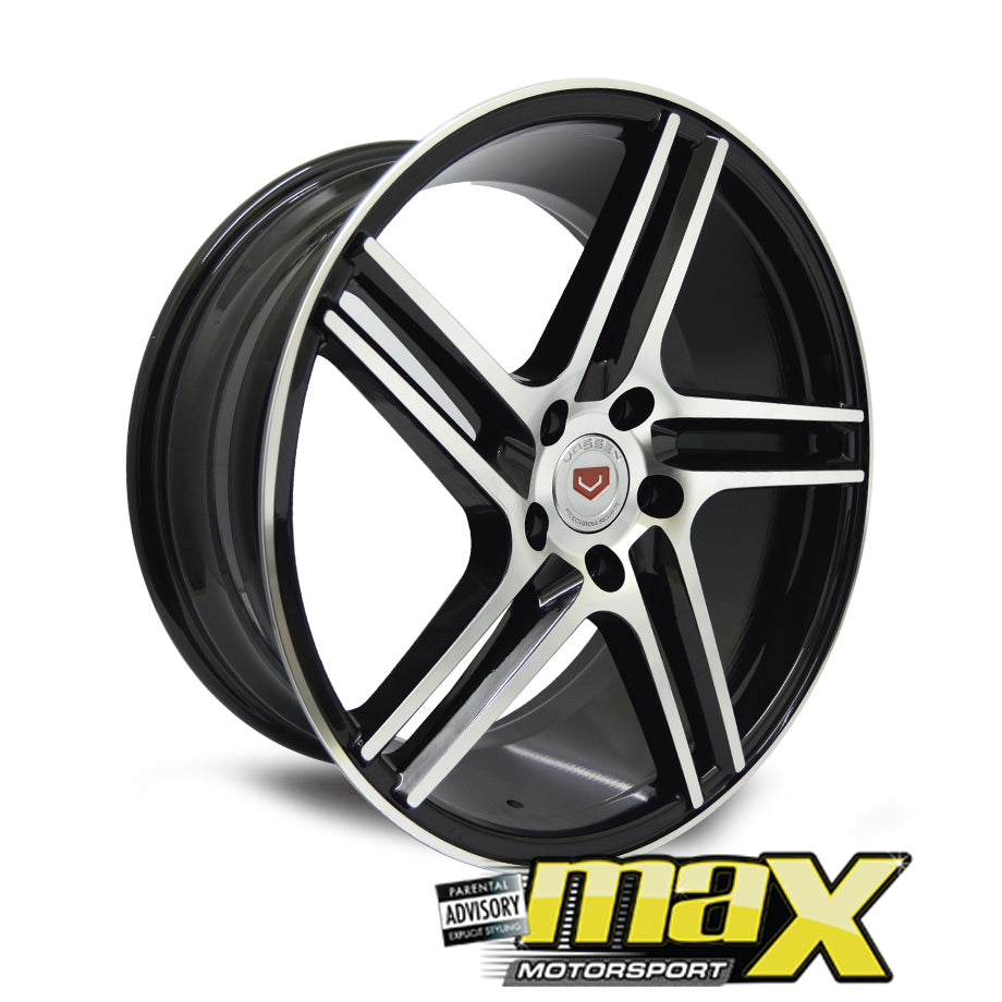 18 Inch Mag Wheel - VSN VPS30T Replica Wheels 5X112 PCD