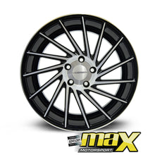 Load image into Gallery viewer, 18 Inch Mag Wheel - MX5891 VSN Replica Wheels 5X114.3 PCD