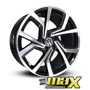 19 Inch Mag Wheel - GTI Club Sport Euro Style Replica Wheel 5X112 PCD