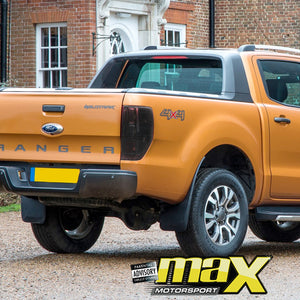 Ranger T6/T7 (12-On) Black Tailights