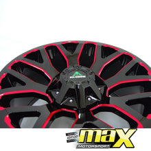 Load image into Gallery viewer, 18 Inch Mag Wheel -  MX1881 Bakkie Wheel - (6x139.7 PCD)