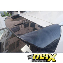 Load image into Gallery viewer, BM X3 G01 (19-On) Carbon Fibre Roof Spoiler