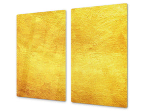 Tempered GLASS Kitchen Board – Impact & Scratch Resistant D10A Textures Series A: Texture 180