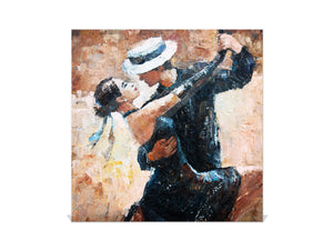 50 Key lock Box storage holder K13 Tango dancer