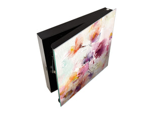 Key Lock Box Storage Holder K08 Greeting Card