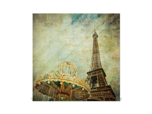 Decorative Key Box K08 Eiffel Tower Paris,