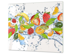 KITCHEN BOARD & Induction Cooktop Cover  D07 Fruits and vegetables: Fruits 37