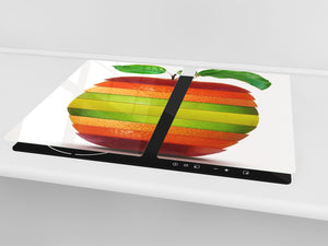 KITCHEN BOARD & Induction Cooktop Cover  D07 Fruits and vegetables: Fruits 10