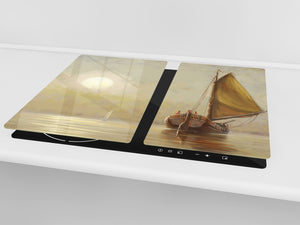 Worktop saver and Pastry Board D13 Images: Boat 1