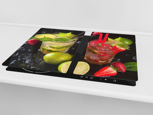 KITCHEN BOARD & Induction Cooktop Cover  D07 Fruits and vegetables: Fruits 20