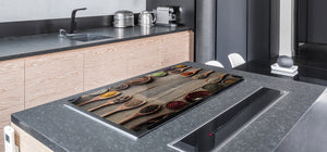 Cutting Board and Worktop Saver – SPLASHBACKS: A spice series DD03B Indian spices 4