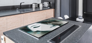 Worktop saver and Pastry Board – Cooktop saver; Series: Outside Series DD19 Woman 4