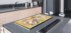 Worktop saver and Pastry Board – Cooktop saver; Series: Outside Series DD19 Faces