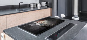 Worktop saver and Pastry Board – Cooktop saver; Series: Outside Series DD19 Head in the clouds