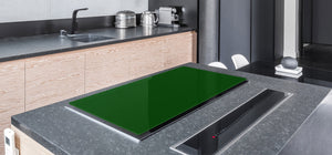 Gigantic Protection panel & Induction Cooktop Cover – Colours Series DD22B Dark Green