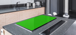 Gigantic Protection panel & Induction Cooktop Cover – Colours Series DD22B Yellow Green