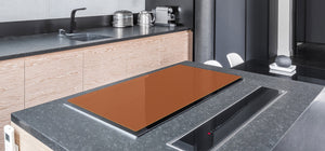 Gigantic Protection panel & Induction Cooktop Cover – Colours Series DD22B Walnut