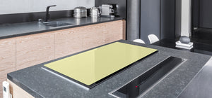 Gigantic Protection panel & Induction Cooktop Cover – Colours Series DD22B Creamy