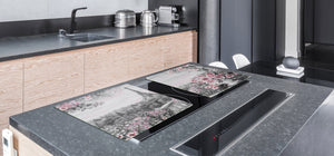 GIGANTIC CUTTING BOARD and Cooktop Cover- Image Series DD05A Paris 1
