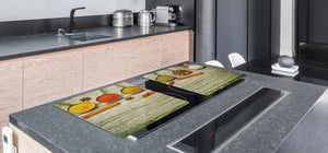 Cutting Board and Worktop Saver – SPLASHBACKS: A spice series DD03B Indian spices 6