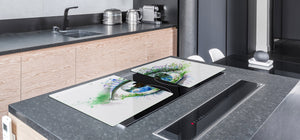 Worktop saver and Pastry Board – Cooktop saver; Series: Outside Series DD19 Fairytale eye