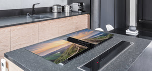 Very Big Cooktop saver - Nature series DD08 Mountain trail