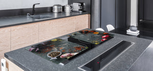 Cutting Board and Worktop Saver – SPLASHBACKS: A spice series DD03B Asian spices 6