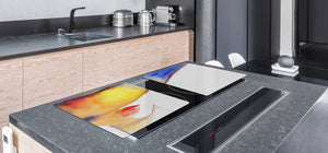 Worktop saver and Pastry Board – Cooktop saver; Series: Outside Series DD19 Woman 2