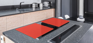 Restaurant serving boards – Worktop saver;  Colours Series DD22A Orange Red
