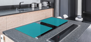 Gigantic Protection panel & Induction Cooktop Cover – Colours Series DD22B Turquoise