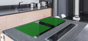Gigantic Protection panel & Induction Cooktop Cover – Colours Series DD22B Green