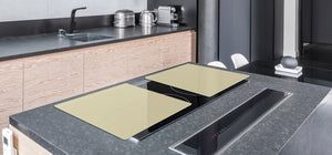 Gigantic Protection panel & Induction Cooktop Cover – Colours Series DD22B Beige