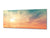 "Contemporary Wall Art - 125 x 50 cm (≈ 50"" x 20"") – Nature Series 01D: Colorful cloudy sky"