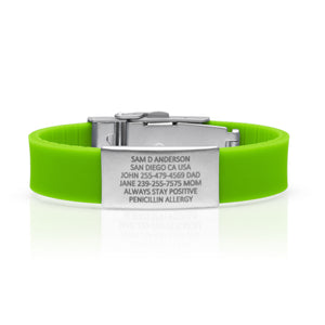 How to Get a Medical Alert Bracelet