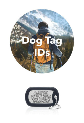 Dog Tag IDs