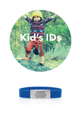 Kids Emergency IDs