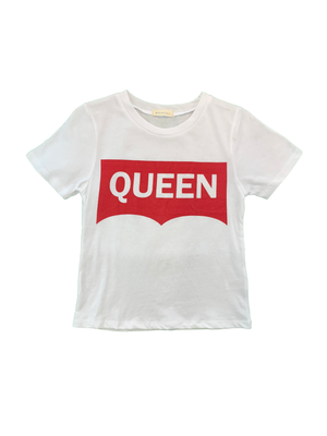 "Load image into Gallery viewer, ""Queen"" Short Sleeve"