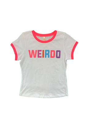 "Load image into Gallery viewer, ""Weirdo"" Short Sleeve"
