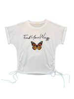 """Find Your Wings"" Short Sleeve"