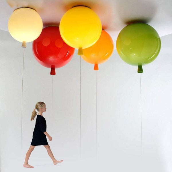 Globo - Balloon Ceiling Light - Modernly Decor